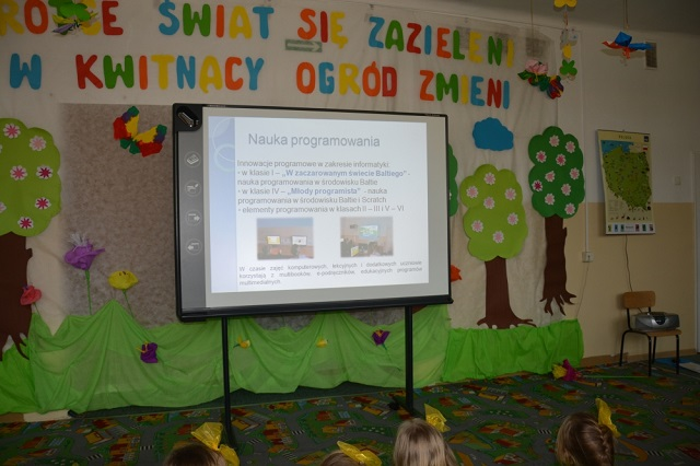 Zespół Szkół w Chorzelowie DZIEŃ OTWARTY 2017
