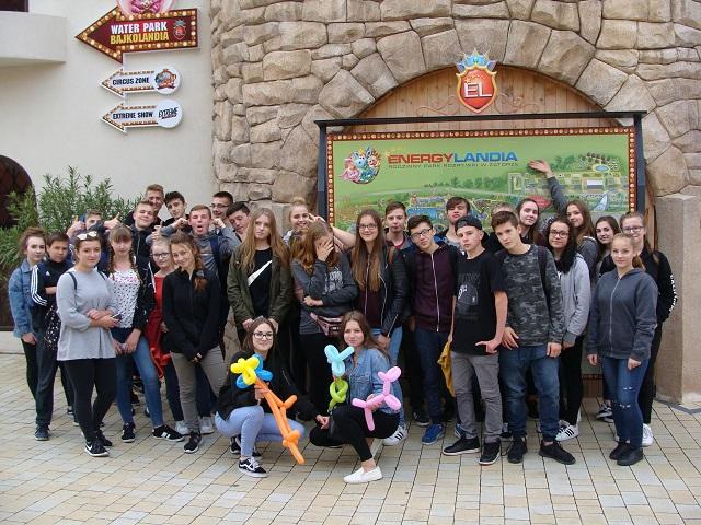 Zespół Szkół w Chorzelowie Integracja klas gimnazjalnych