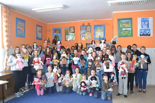 Zespół Szkół w Chorzelowie Wszystkie Kolory Świata