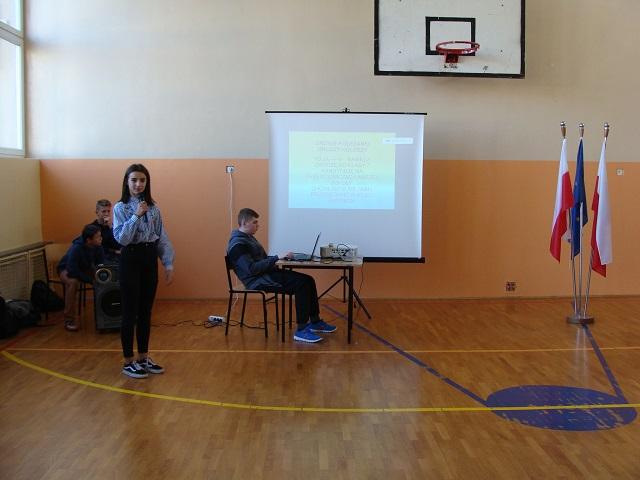 Zespół Szkół w Chorzelowie Samorządy mają głos!