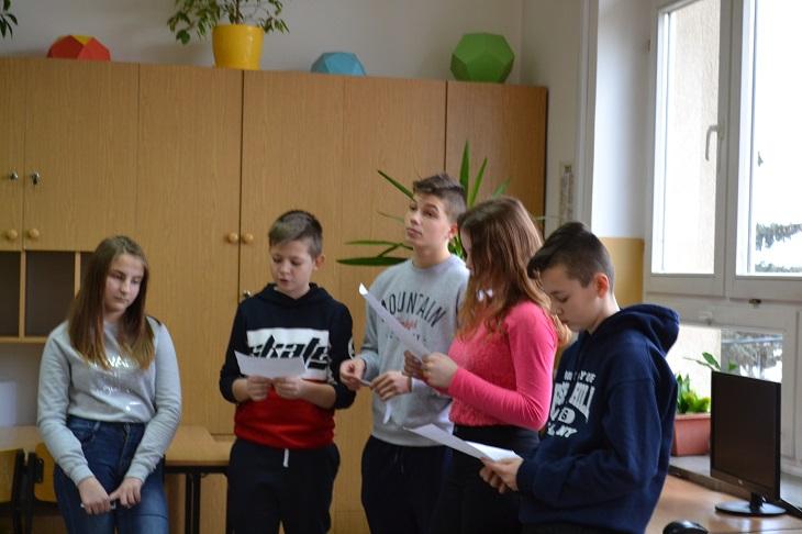 Zespół Szkół w Chorzelowie Zadanie filmowe w eTwinning