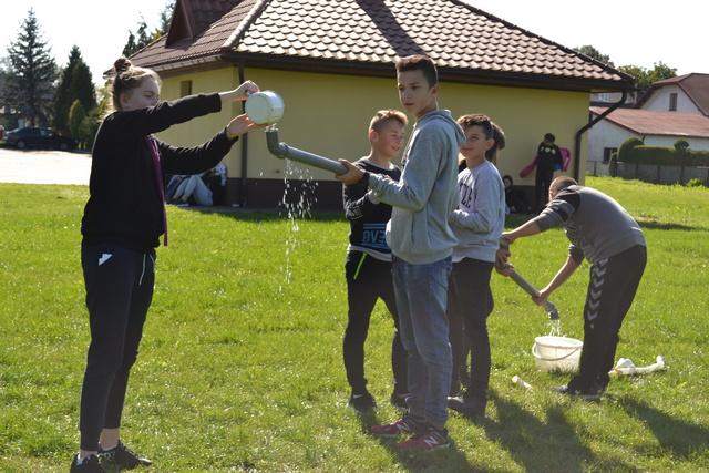 Zespół Szkół w Chorzelowie Historyczna gra niepodległościowa