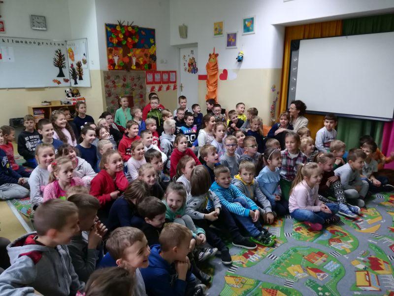 Zespół Szkół w Chorzelowie 'Przygody Koziołka Matołka'
