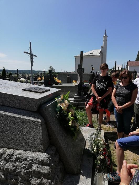 Zespół Szkół w Chorzelowie Śladami wielkich Polaków !