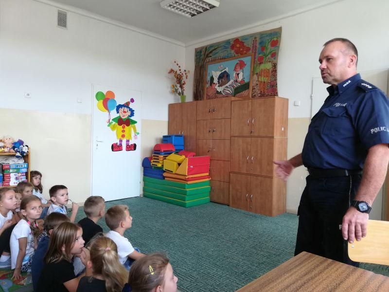 Zespół Szkół w Chorzelowie 'Bądź uważny, bądź bezpieczny'
