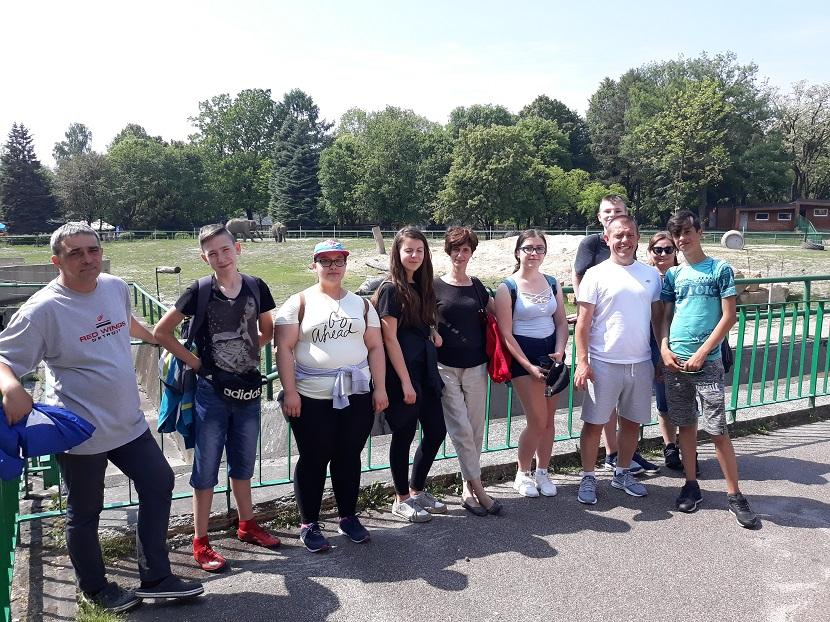 Zespół Szkół w Chorzelowie Wycieczka na Śląsk