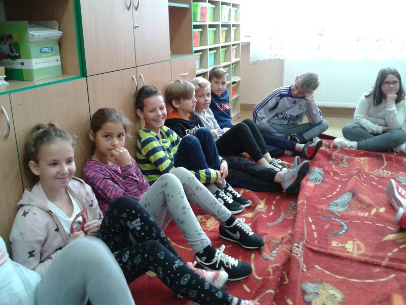 Zespół Szkół w Chorzelowie Ogólnopolski Dzień Głośnego Czytania