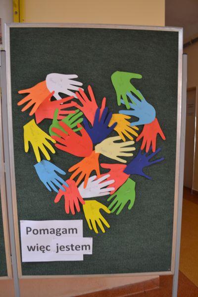 Zespół Szkół w Chorzelowie Dzień Wolontariusza