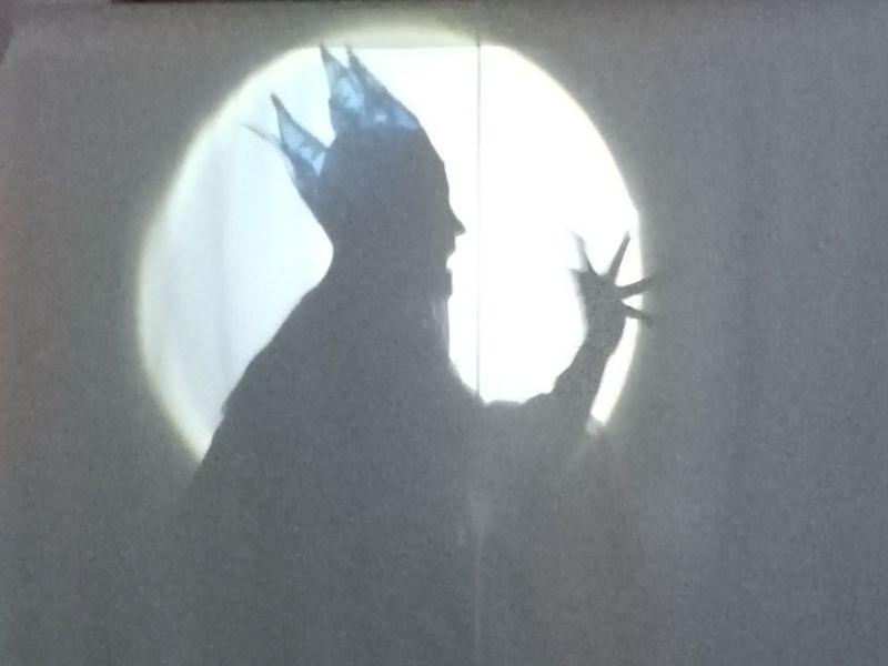 Zespół Szkół w Chorzelowie Spotkanie z teatrem - 'Królowa Śniegu'