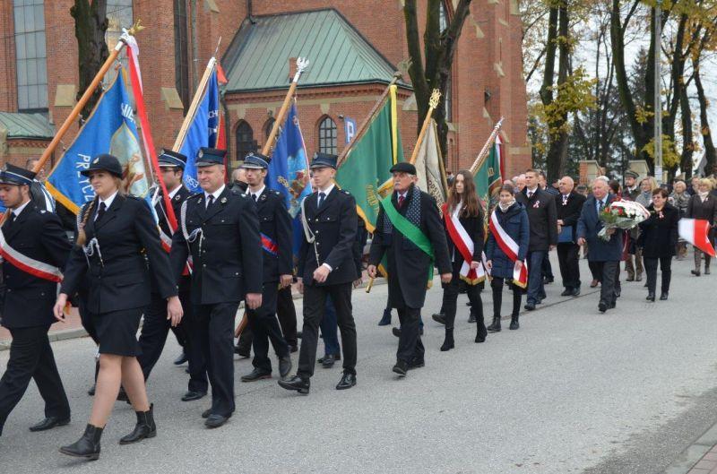 Zespół Szkół w Chorzelowie Narodowe Święto Niepodległości
