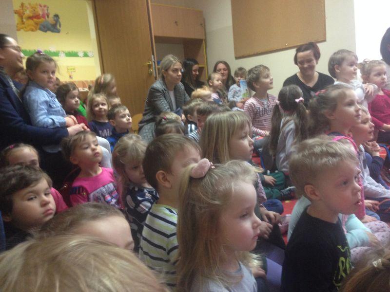 Zespół Szkół w Chorzelowie Dzień Otwarty w Przedszkolu