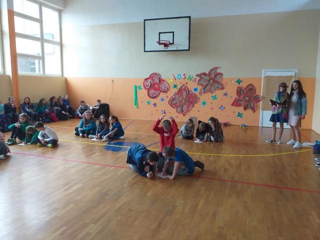 Zespół Szkół w Chorzelowie Powitanie Wiosny