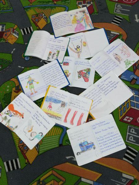 Zespół Szkół w Chorzelowie 'Czytanie naszą codziennością'