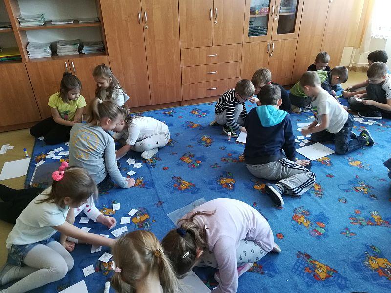 Zespół Szkół w Chorzelowie Akademia Bezpiecznego Puchatka