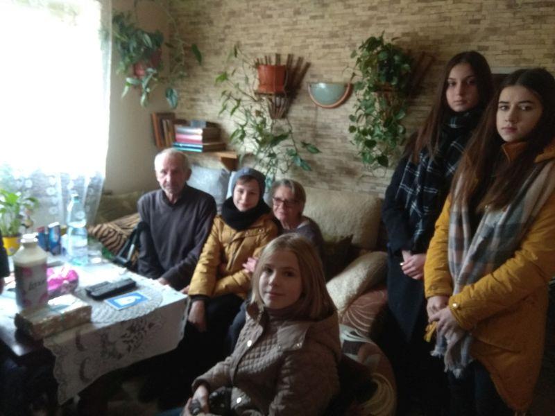 Zespół Szkół w Chorzelowie Już po raz czwarty wywołaliśmy łzy wzruszenia. Kiedy i dlaczego się tak stało?
