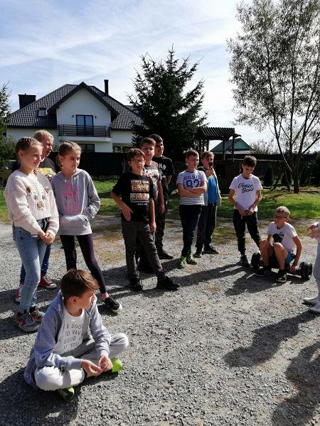 Zespół Szkół w Chorzelowie Poznajemy tajniki zawodu