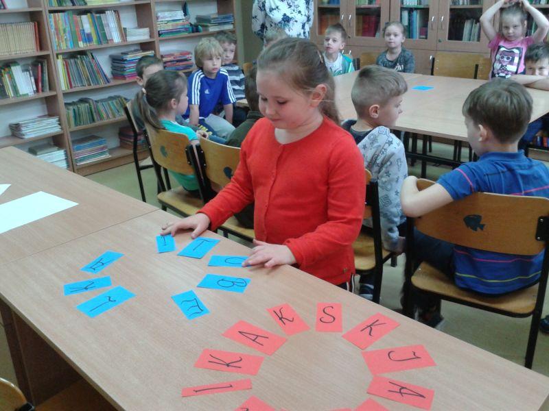 Zespół Szkół w Chorzelowie Tydzień Bibliotek