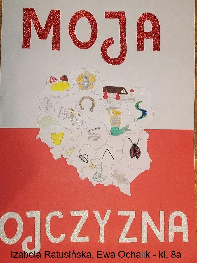 """Zespół Szkół w Chorzelowie …Marsz, marsz Dąbrowski… - Chorzelów w akcji  """"Szkoła do hymnu"""""""