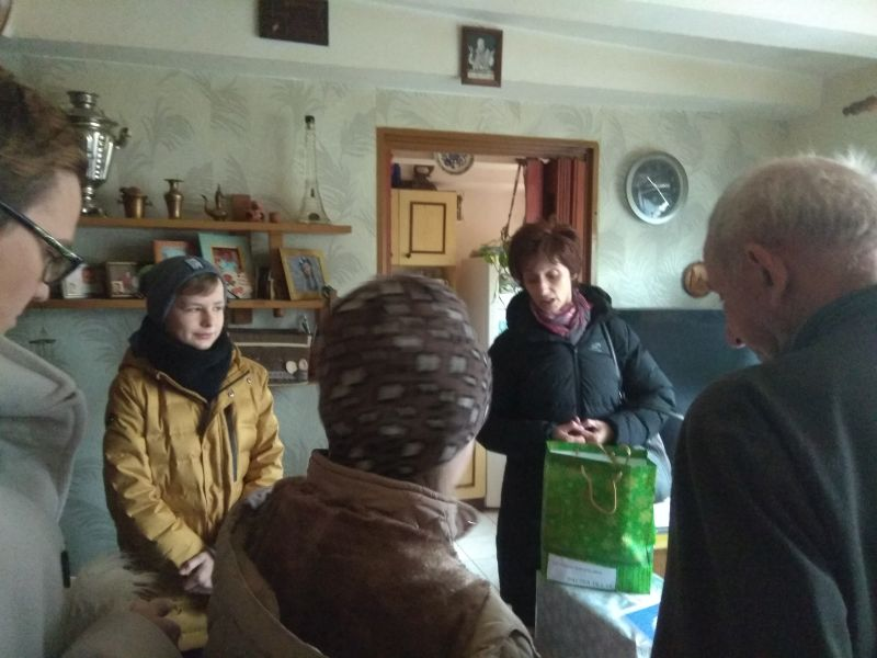 Zespół Szkół w Chorzelowie Razem na Święta