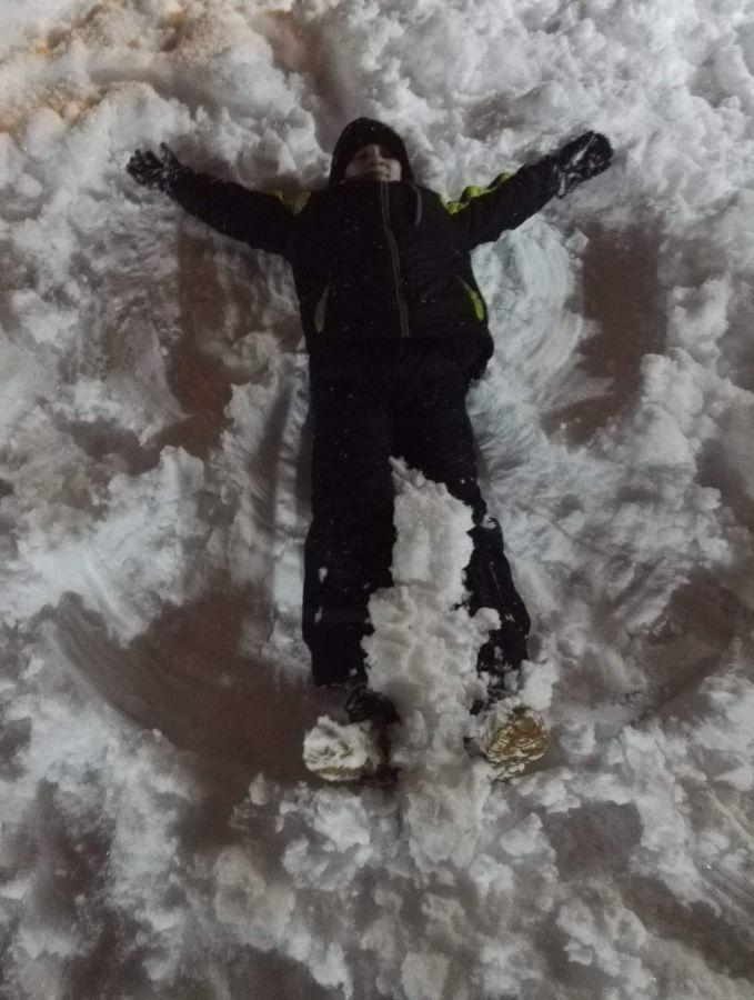 """Zespół Szkół w Chorzelowie """"Bądź aktywny również zimą"""""""
