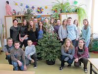 Zespół Szkół w Chorzelowie Florkowicze przystępują do akcji
